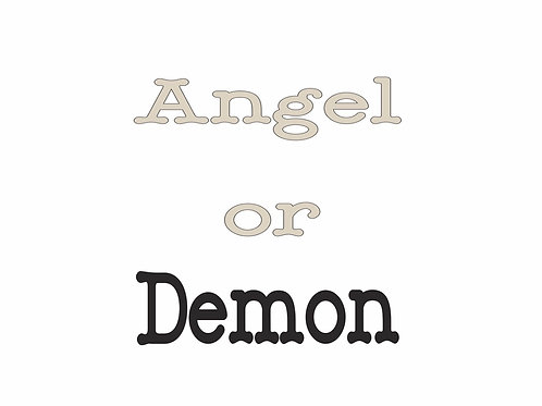 Special Edition Wings Angel Or Demon T-Shirts