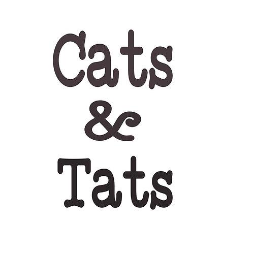 Cats & Tats T-Shirt
