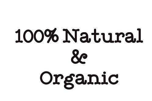 100% Natural & Organic T-Shirt