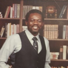 Pastor John C. Bagsby      1984 - 1997.j