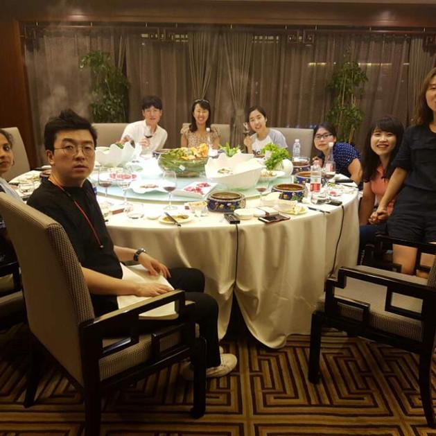 INRS 2016, China