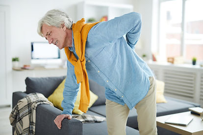Frederick Chiropractic can help with back pain