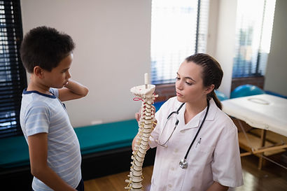 Frederick Chiropractic can help with pediactrics