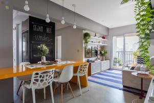 APTO GUA • sala de jantar