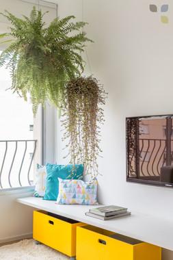 APTO JAB • sala de estar