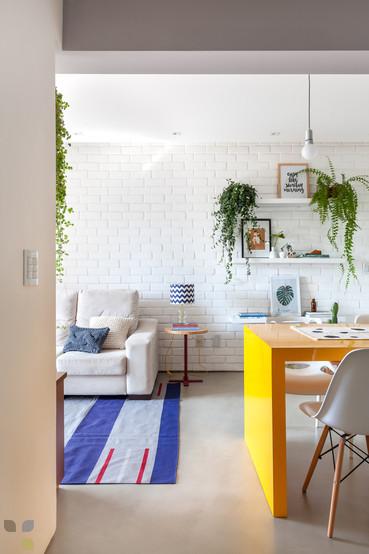 APTO GUA • sala de estar