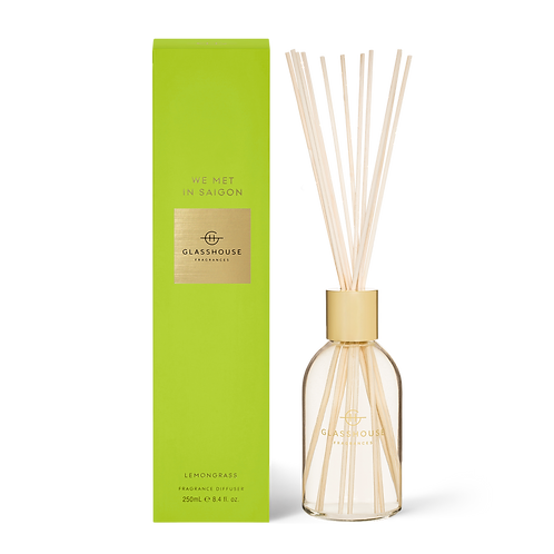WE MET IN SAIGON - LEMONGRASS DIFFUSER