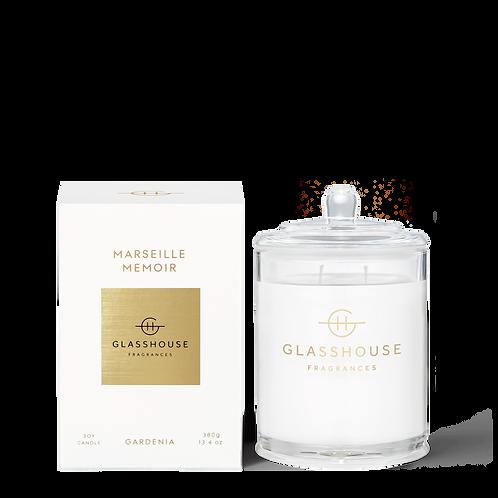 MARSEILLE MEMOIR  - GARDENIA CANDLE
