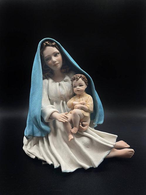 Madonna con bimbo -SIBANIA
