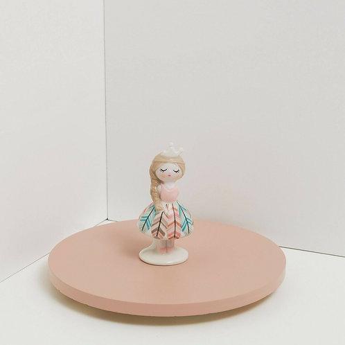 Bomboniera prima comunione ballerina - Claraluna