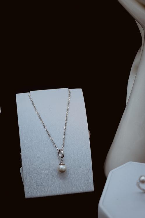 Pendente con perla - Swarovski Oliver Weber