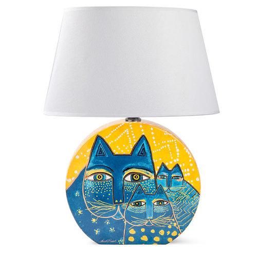 Lampada Laurel Burch Giallo-EGAN