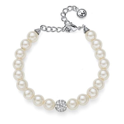 Braccialetto Pearl Ball-