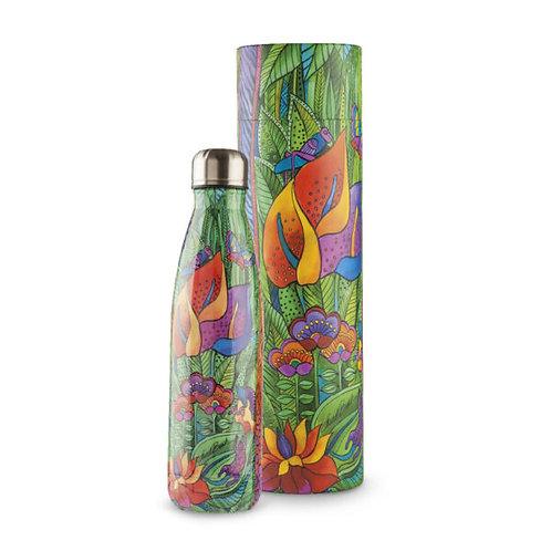 Bottiglia termica L. Burch Jungle Song Arancio ML.500 - EGAN