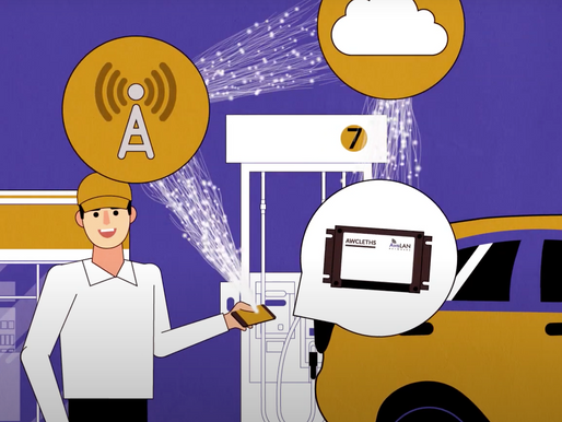 AvaLAN Total Solution for Fuel Center Communication