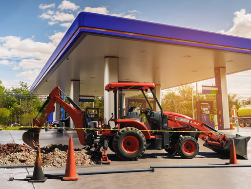 Only 3 options exist for converting your gas pump to EMV