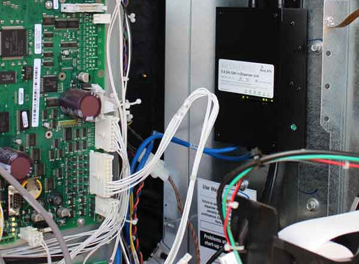 Why Do You Need an Ethernet Switch in a Fuel Dispenser?