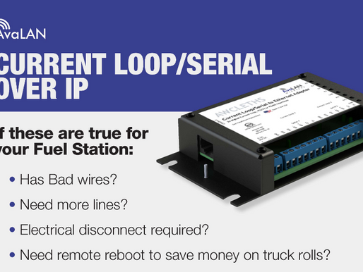 Current Loop/Serial Over IP