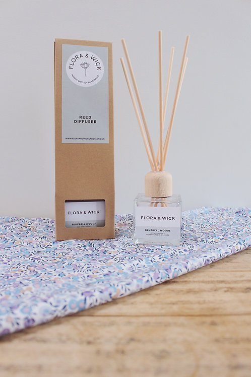 Bluebell Woods Reed Diffuser