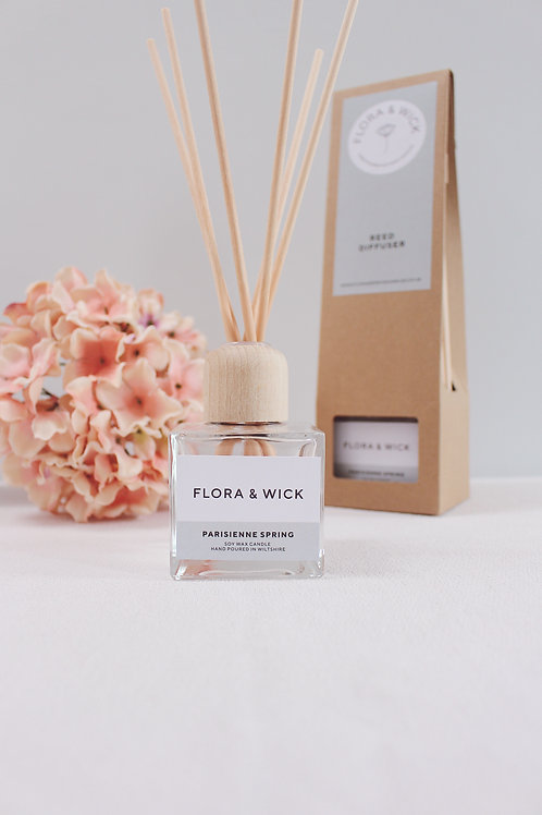 Parisienne Spring Reed Diffuser