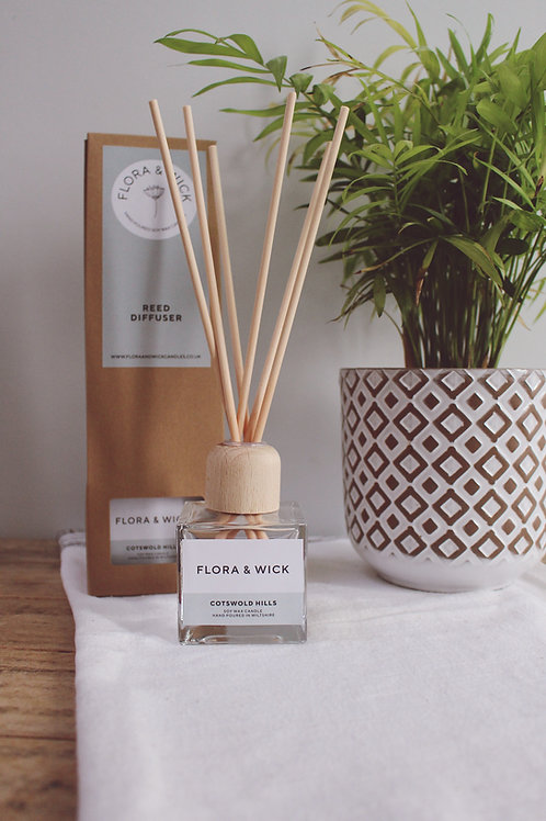 Cotswold Hills Reed Diffuser