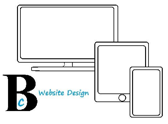 BC Website Design Logo