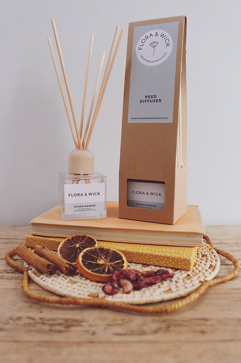 Spiced Orange Reed Diffuser
