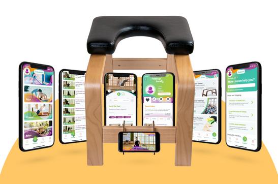 FeetUp Experience App
