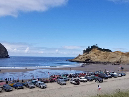 OPRD RULE ADVISORY COMMITTEE MEETS TO DISCUSS PROPOSED BEACH DRIVING RULES IN SOUTH TILLAMOOK COUNTY