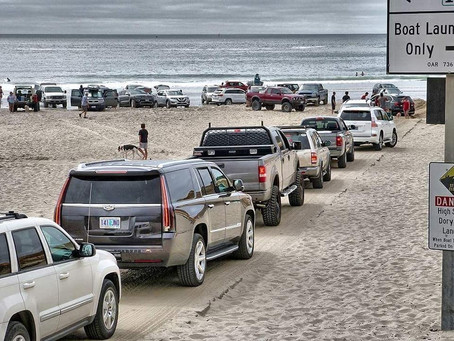County Seeks Public Opinion On Vehiclular Beach Access