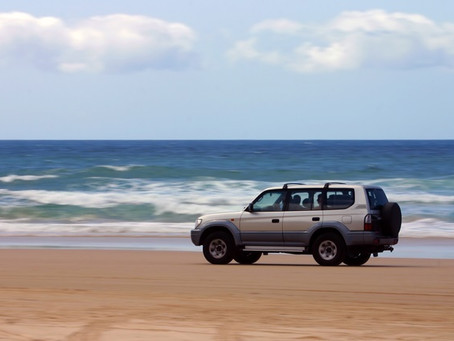 Proposed Rule to Restrict Beach Driving in South Tillamook County - LAST CALL FOR COMMENTS
