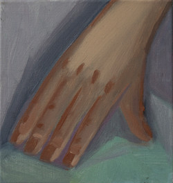 A hand to grasp