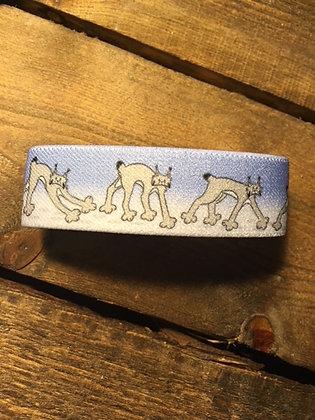 Wandering Lynx Wrist Band