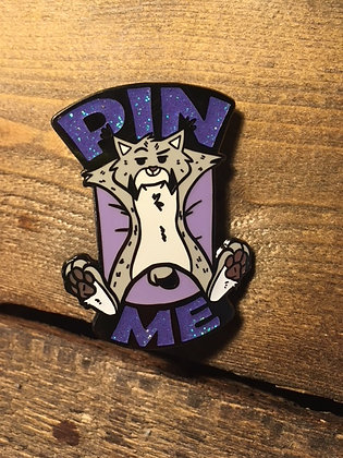 """Pin Me"" Hard Enamel Pin"