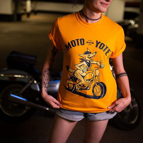 'Moto Yote' Unisex T-Shirt