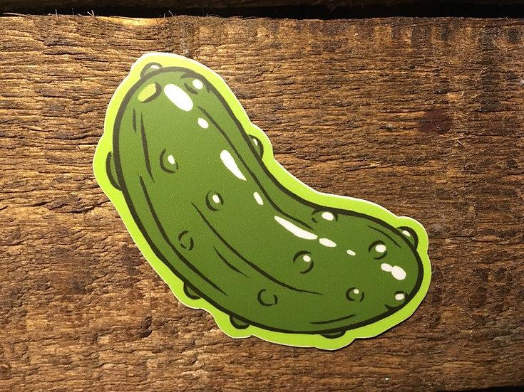 'Pickle' Sticker