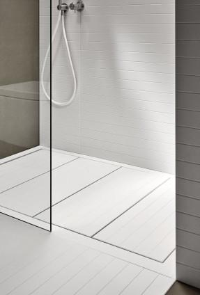 Rexa Corian Shower tray