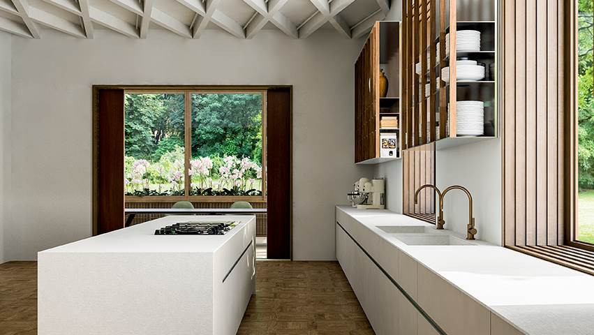 Elmar Kitchen White