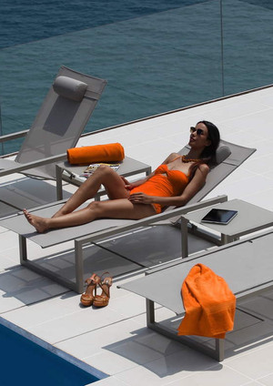 ROYAL BOTANIA Ninix Deck Chair