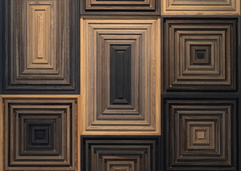 Wonderwall wodden panel