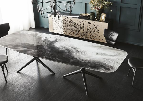 Cattelan Crystalart Table