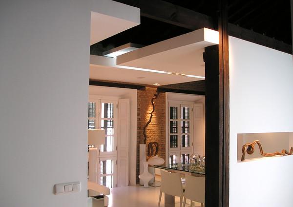 Loft white boxes, Malaga 2006