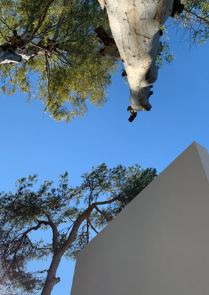 Karma blue house, Malaga 2018 (under construction)