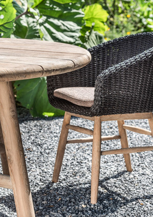 Recycled Teak Dinning Table