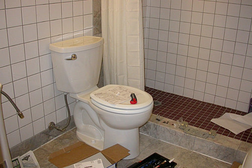 Distance entre toilette et vanit les vanit s d anne for Renovation salle de bain rive sud