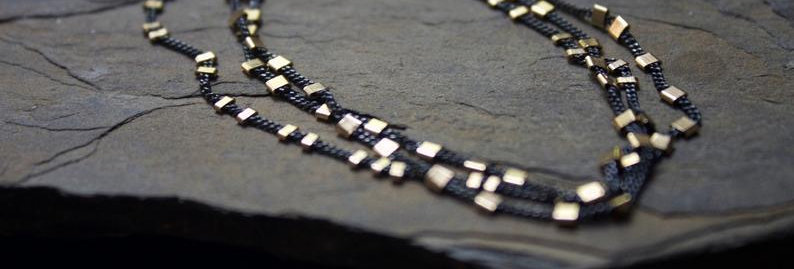 Gold and Silver Chain Bracelet I