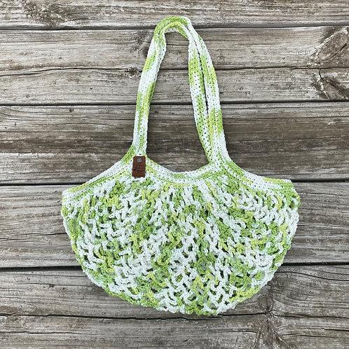 Lime Market Bag
