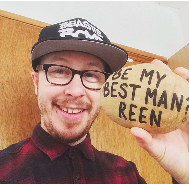 text a potato gift idea parcel