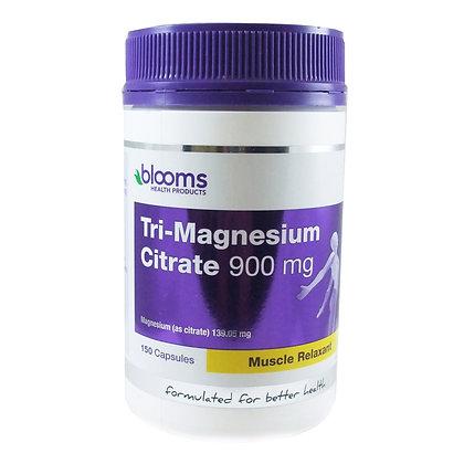 Blooms Magnesium 180 caps