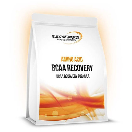 Bulk Nutrients BCAA Recovery 250g - 4 flavours available
